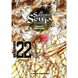 SAINT SEIYA Nº 22 (INTEGRAL)