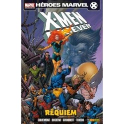 X-MEN FOREVER Nº 3 RÉQUIEM