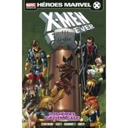 X-MEN FOREVER Nº 2 ¡LOS HÉROES VUELVEN A CASA!