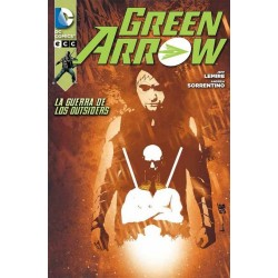 GREEN ARROW: LA GUERRA DE LOS OUTSIDERS