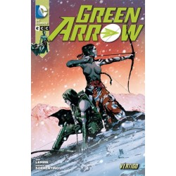 GREEN ARROW: VÉRTIGO
