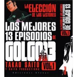 GOLGO 13. LOS MEJORES 13 EPISODIOS DE:
