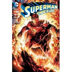 SUPERMAN: EL HOMBRE DE ACERO Nº 9