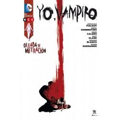 YO, VAMPIRO Nº 3 OLEADA DE MUTILACIÓN