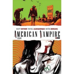 AMERICAN VAMPIRE Nº 7 (RÚSTICA)