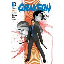 GRAYSON Nº 3