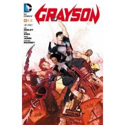 GRAYSON Nº 2