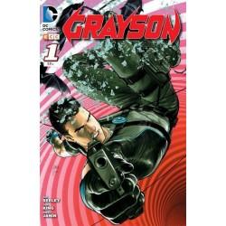 GRAYSON Nº 1