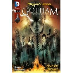 BATMAN: GOTHAM A MEDIANOCHE Nº 1 CRIATURAS INSOMNES