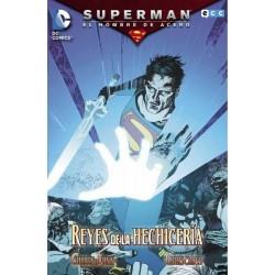 SUPERMAN EL HOMBRE DE ACERO: REYES DE LA HECHICERÍA