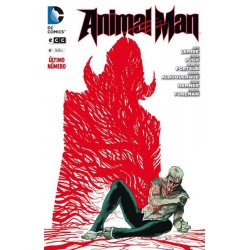 ANIMAL MAN Nº 4