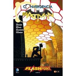 CONVERGENCIA: BATMAN CONVERGE EN FLASHPOINT Nº 2