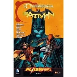 CONVERGENCIA: BATMAN CONVERGE EN FLASHPOINT Nº 1
