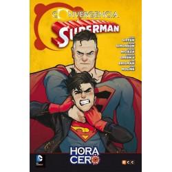 CONVERGENCIA: SUPERMAN CONVERGE EN HORA CERO