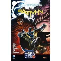 CONVERGENCIA: BATMAN CONVERGE EN HORA CERO