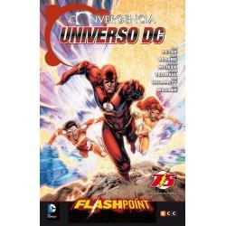 CONVERGENCIA: EL UNIVERSO DC CONVERGE EN FLASHPOINT