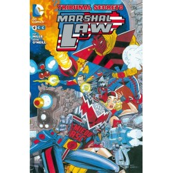 MARSHAL LAW: TRIBUNAL SECRETO