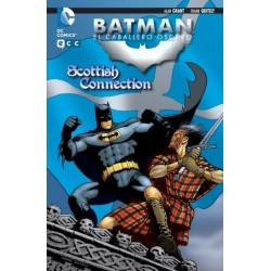 BATMAN EL CABALLERO OSCURO: SCOTTISH CONNECTION