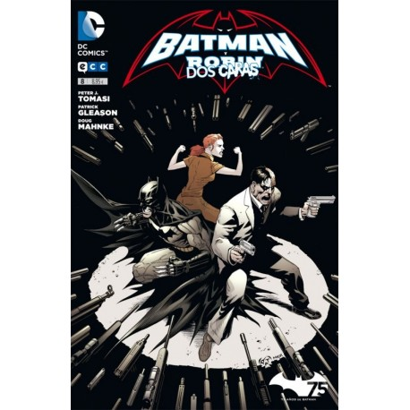 BATMAN Y ROBIN Nº 8
