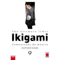 IKIGAMI Nº 9