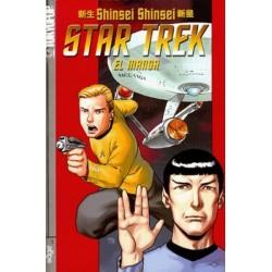STAR TREK EL MANGA Nº 1 SHINSEI SHINSEI