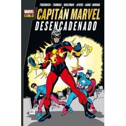 CAPITÁN MARVEL: DESENCADENADO