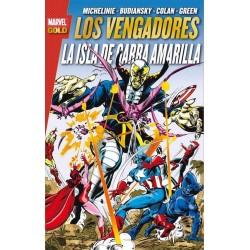 LOS VENGADORES: LA ISLA DE GARRA AMARILLA