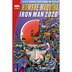 HOMBRE MÁQUINA / IRON MAN 2020