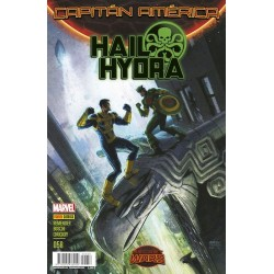 CAPITÁN AMÉRICA VOL.8 Nº 58 HAIL HYDRA. SECRET WARS