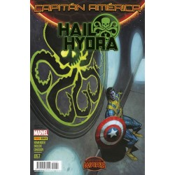 CAPITÁN AMÉRICA VOL.8 Nº 57 HAIL HYDRA 1. SECRET WARS