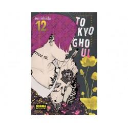 TOKYO GHOUL Nº 12