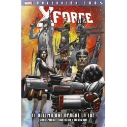 IMPOSIBLES X-FORCE Nº 9 EL ÚLTIMO QUE APAGUE LA LUZ