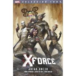 IMPOSIBLES X-FORCE Nº 8 JUEGO SUCIO