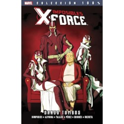 IMPOSIBLES X-FORCE Nº 7 DANDO TUMBOS