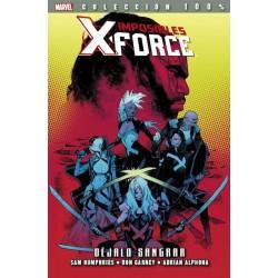 IMPOSIBLES X-FORCE Nº 6 DÉJALO SANGRAR