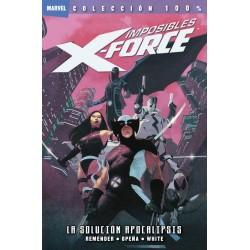 IMPOSIBLES X-FORCE Nº 1 LA SOLUCIÓN APOCALIPSIS
