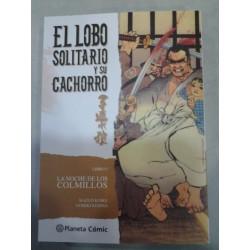 EL LOBO SOLITARIO Y SU CACHORRO 05