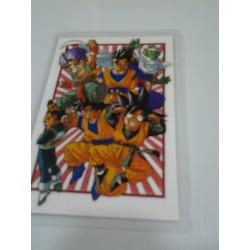 DRAGON BALL RAMI CARD Nº 143