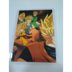 DRAGON BALL RAMI CARD Nº 88