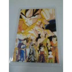 DRAGON BALL RAMI CARD Nº 72