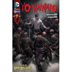 YO, VAMPIRO Nº 2 LA ORDEN DE LOS VAN HELSING