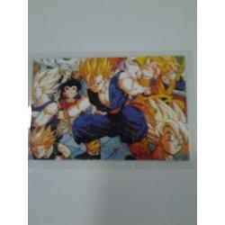 DRAGON BALL RAMI CARD Nº 87