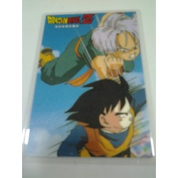 DRAGON BALL RAMI CARD Nº 84