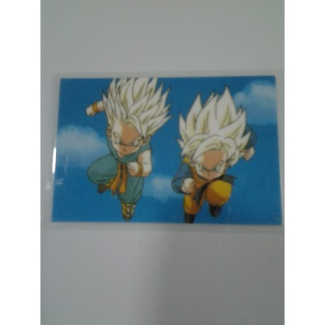 DRAGON BALL RAMI CARD Nº 74