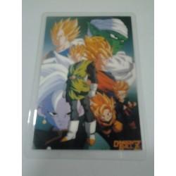DRAGON BALL RAMI CARD Nº 63