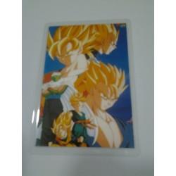 DRAGON BALL RAMI CARD Nº 55