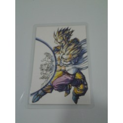 DRAGON BALL RAMI CARD Nº 4