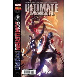 ULTIMATE MARVEL Nº 14