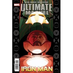 ULTIMATE MARVEL ESPECIAL Nº 2 IRON MAN