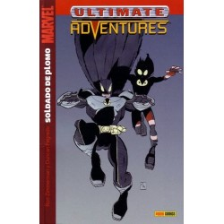 ULTIMATE ADVENTURES Nº 1 SOLDADO DE PLOMO